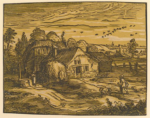 Landscape with Cottage (ca. 1597–98). Accession number: 22.67.26.