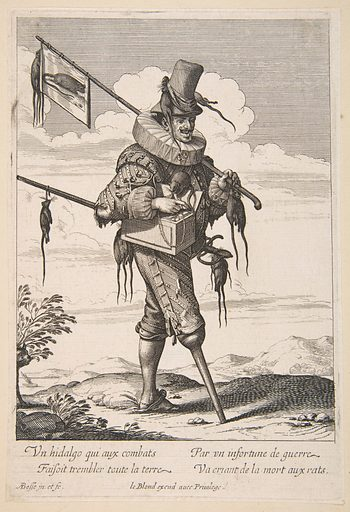 The Ratcatcher (mid to late 17th century). Accession number: 60.634.53.