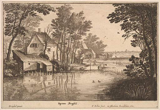 Landscape with an Angler (1650). Accession number: 17.3.1476.