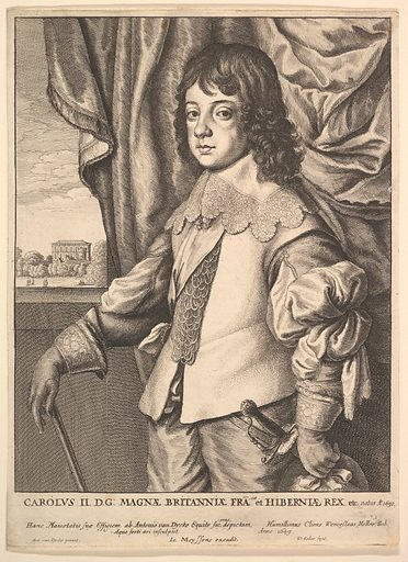 Charles II (1649). Accession number: 17.3.985.