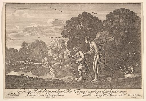 Tobias and the angel (1644–52). Accession number: 17.50.17-373.