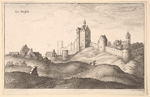 beÿ Brüssels (Brussels) (ca. 1643). Accession number: 17.50.17-411.