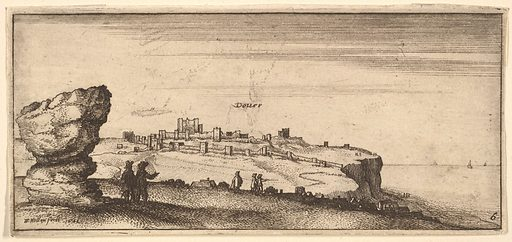 Douer (Dover) (1642). Accession number: 17.50.17-401.