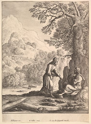 The Temptation (1625–77). Accession number: 17.50.18-157.