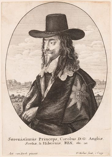 Charles I (1649). Accession number: 17.50.85.