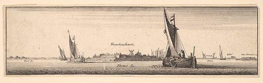 Schenkenschanz (1642–1644). Accession number: 18.48.1-7.