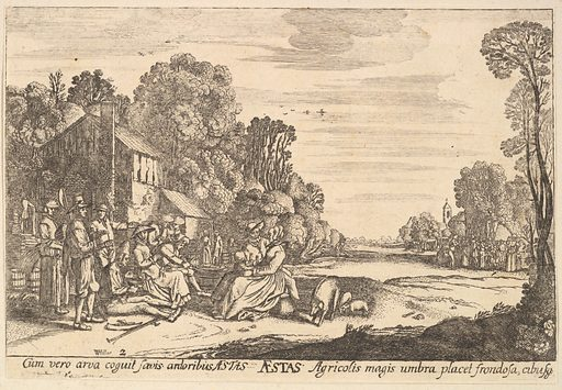 Summer (1629). Accession number: 51.501.5443.