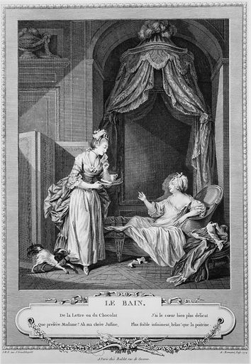 Le Bain (the Bath) (1774). Accession number: 33.56.32.