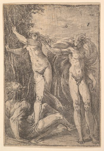 Apollo and Daphne (ca. 1538–40). Accession number: 26.70.3(195).