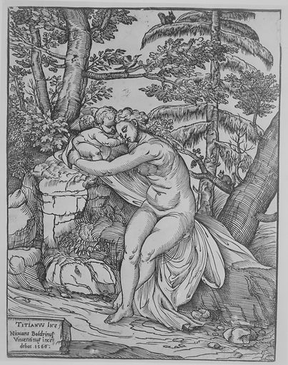Venus and Cupid (1566). Accession number: 17.50.6.
