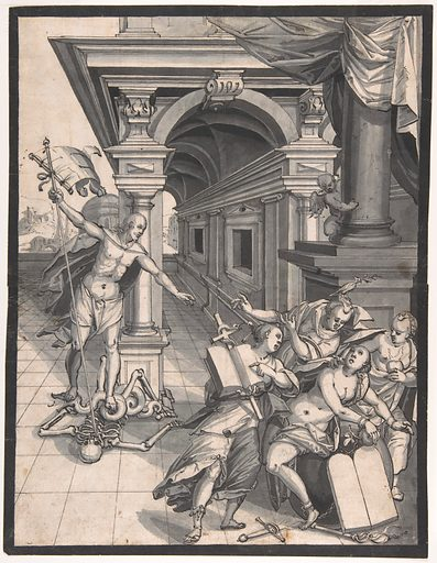Christ Saving Eve (1595–1654). Accession number: 2003.428.