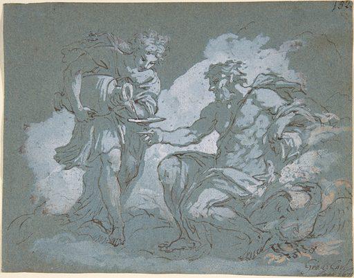 Jupiter and Ganymede (1645–98). Accession number: 2003.497.