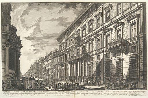 Vedute di Roma (Views of Rome), part I (ca. 1750–78). Accession number: 41.71.1.16.