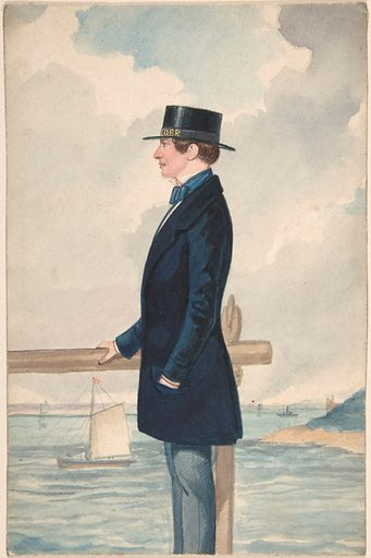 A Yachtsman (1806–65). Accession number: 38.145.106.