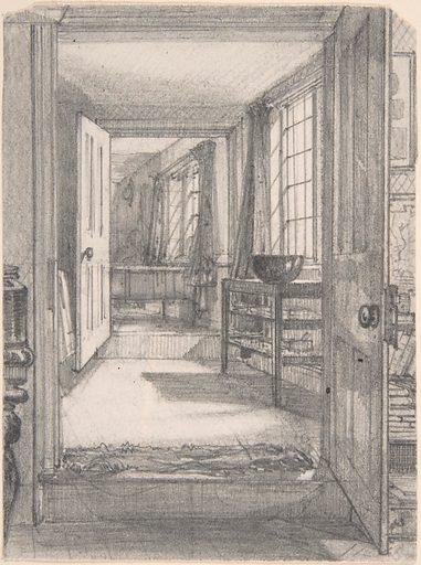 A Cottage Parlour (1838–1910). Accession number: 17.3.2420.