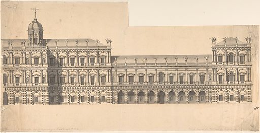 Whitehall Palace (1715–70). Accession number: 34.78.2(95).