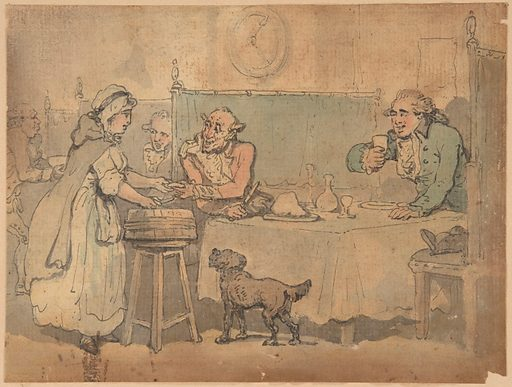Tavern scene (1780–1827). Accession number: 1978.594.4.