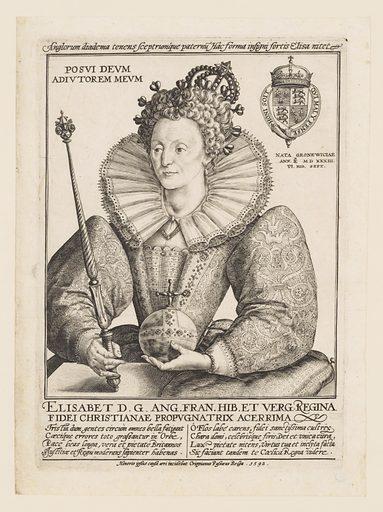 Queen Elizabeth I (1592). Accession number: 28.97.101.