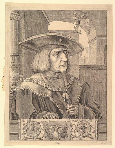 Emperor Maximilian I (copy) (n.d.). Accession number: 24.63.1636.