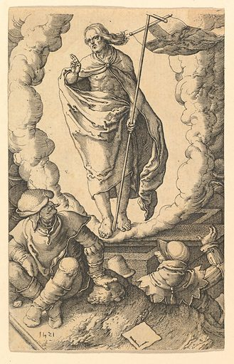 The Resurrection (copy) (n.d.). Accession number: 57.658.5.