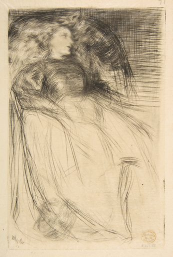 Weary (1863). Accession number: 83.1.28.