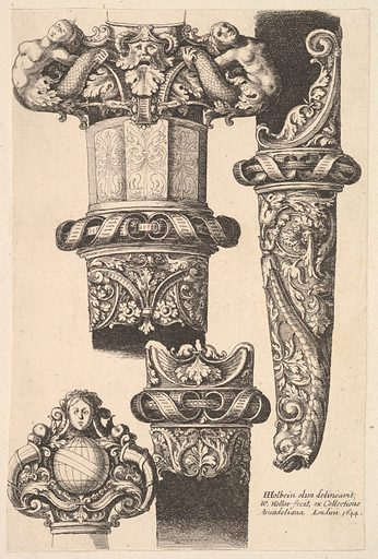 Daggars and scabbards (1625–77). Accession number: 51.501.2096.