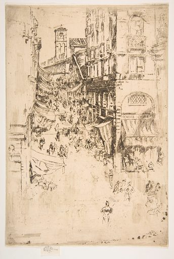 The Rialto (1879–80). Accession number: 17.3.112.