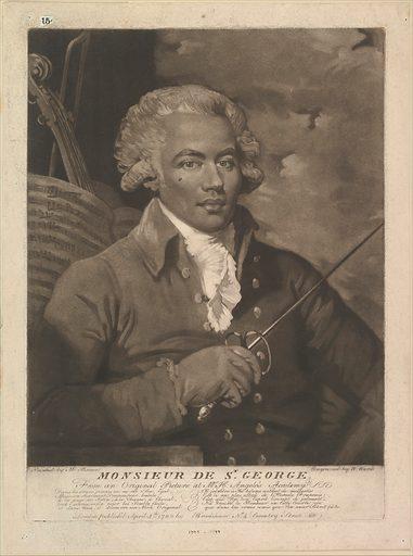 Monsieur de St. George (April 4, 1788). Accession number: 53.600.4837.