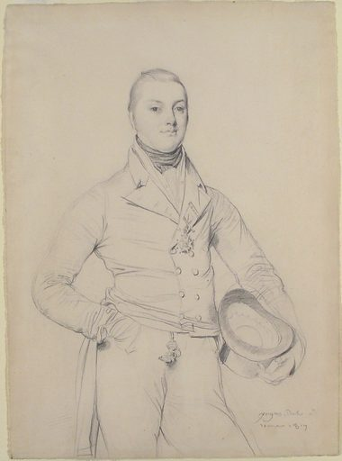 Admiral Sir Fleetwood Broughton Reynolds Pellew (1817). Accession number: 2004.475.1.