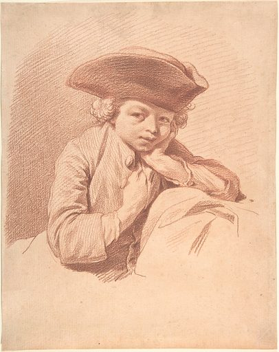 Portrait of a Boy (1720–75). Accession number: 2005.9.