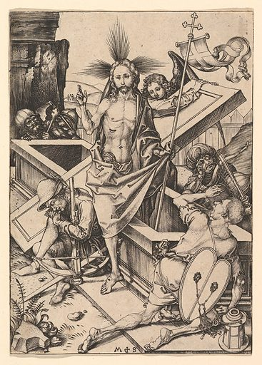 The Resurrection (ca. 1435–1491). Accession number: 28.26.4.