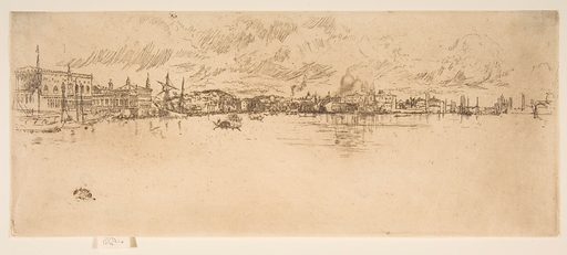 Long Venice. Date: 1879–80. Accession number: 173113.