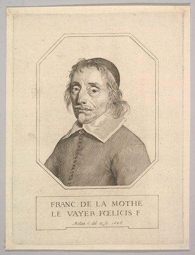 François de La Mothe Le Vayer (1648). Accession number: 17.3756–1308.