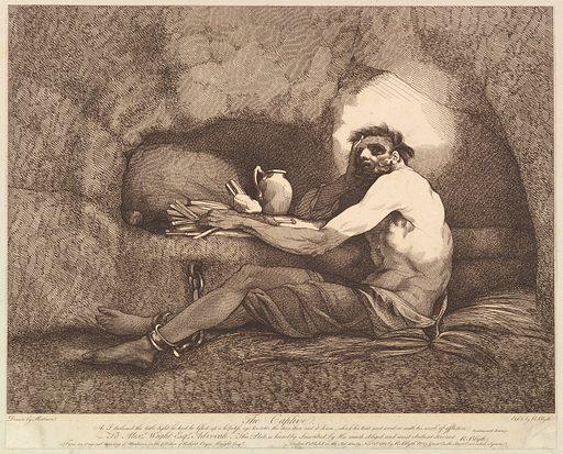 The Captive (Sterne's Sentimental Journey)