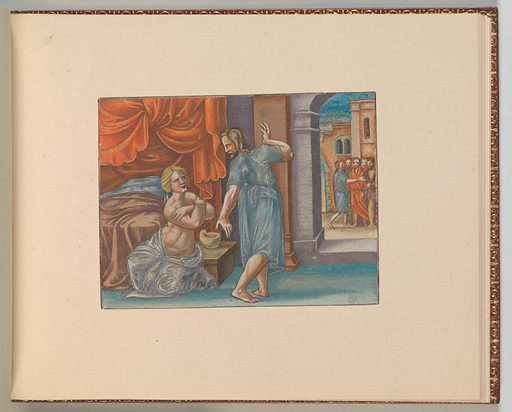 The Story of Samson (1549). Accession number: 2014.10a–l.