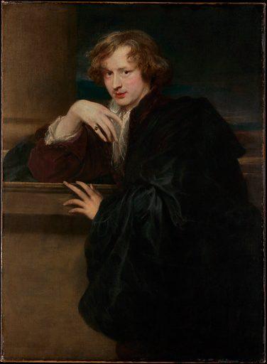 Self-Portrait. Date: ca 1620–21. Accession number: 49725.