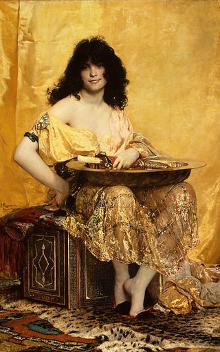 Salome. Date: 1870. Accession number: 1695.