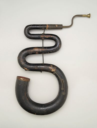 Serpent in C Date: early 19th century. British. United Kingdom. Accession number: 8941295.