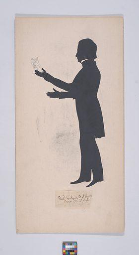 Reverend Gorham D Abbott. Date: 1842. Accession number: 50602991.