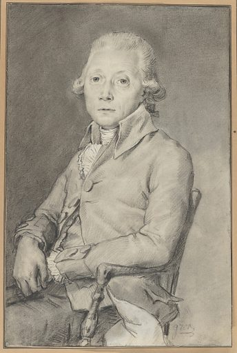 Portrait of a Man. Date: ca1793–1800. Accession number: 20142711.