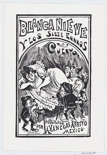 Snow White and the Seven Dwarfs. Date: ca 1900–1910. Accession number: 6067891.
