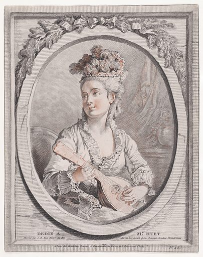 Musicienne. Date: 1742–76. Accession number: 6763097.