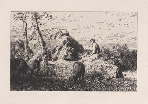 L'Enfant Prodigue (ca 1868). Accession number: 27.10.73.