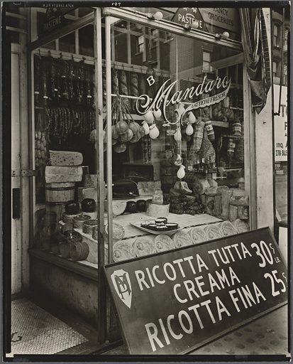 Cheese Store, 276 Bleecker Street, Manhattan