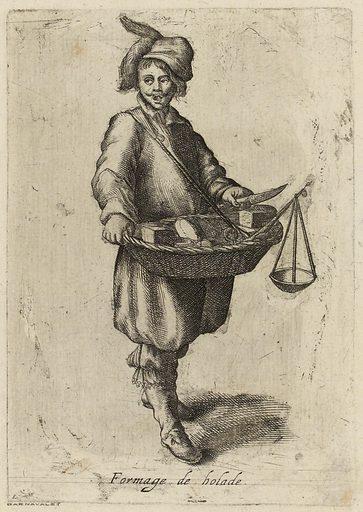 Les cis de Paris: the Dutch cheese merchant