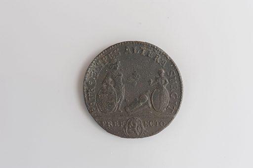 Intendants de Metz: Antoine-Louis Lefèvre de Caumartin, 1754. Date de création: 1754. Numéro d'object: CARNJ13129.