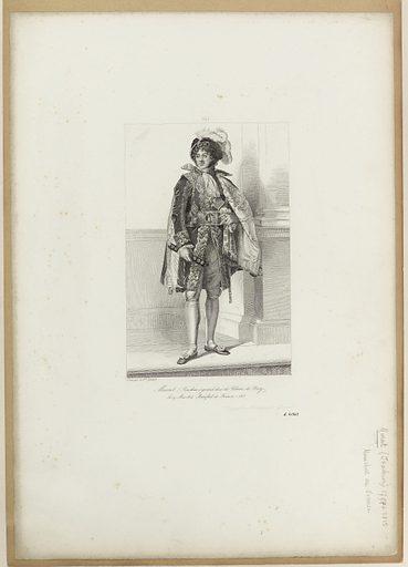 1525. Murat (Joachim) grand duc de Clèves, de Berg le 19 mai 1804 maréchal de France + 1815. Numéro d'object: CARG041365.
