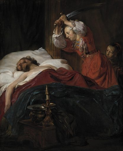 Judith and Holofernes. Date: 1659. Object ID: SK-A-2353.