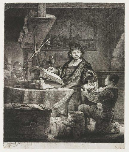 Jan Uytenbogaert. Date: 1639. Object ID: RP-P-OB-568.