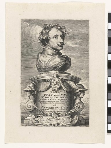Self-portrait of the artist. Origin: Low Countries. Date: 1645 – 1646. Object ID: RP-P-1940-1525.